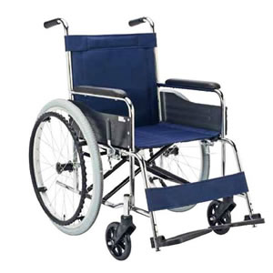 スチール自走型車椅子 EX-10/EX-10B マキテック