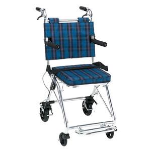 コンパクト介助式 簡易車椅子 カルティ NP-200NC マキテック