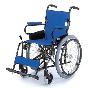 【片山車椅子製作所】ファミリーチェアー KW-205 自走式車椅子