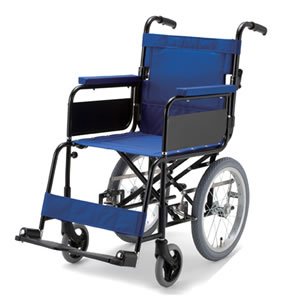 【片山車椅子製作所】ピッタリチェアー KW-209 介助式車椅子
