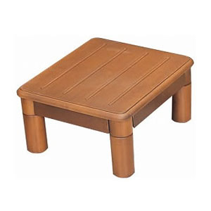 木製玄関ステップ 1段 400 VALSMG400 パナソニックエイジフリー