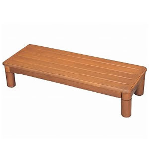 木製玄関ステップ 1段 ワイド900 VALSMGSW パナソニックエイジフリー