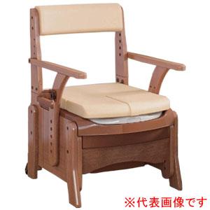 安寿 家具調トイレ セレクトR コンパクト ソフト便座 533-881 アロン化成