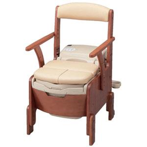 安寿 家具調トイレ AR-SA1 ライト シャワピタ ノーマル 533-818 アロン化成