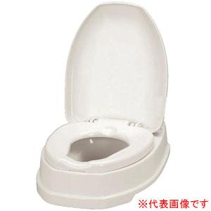 安寿 サニタリエースOD両用式 ソフト便座 補高#5 871-015 アロン化成 (補高スペーサー+5cm)
