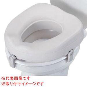 安寿 補高便座(#7) 535-267 アロン化成 (補高+7cm)