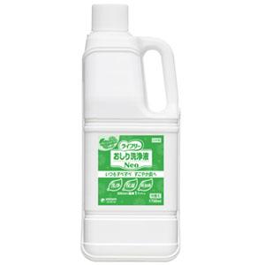 Gライフリー おしり洗浄液Neo グリーンシトラス 1750ml 付替 ユニ・チャーム