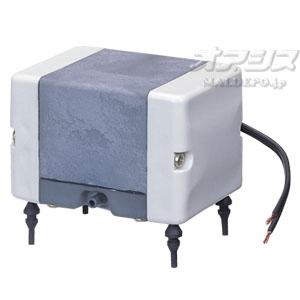エアーポンプ 電磁式・ビルトインタイプ MP-6DU【受注生産品】 安永エアポンプ