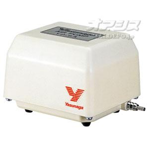 エアーポンプ 電磁式・吐出専用 YP-15A【受注生産品】 安永エアポンプ