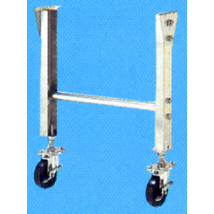 コンベヤ支持脚 KGRS-100 MISUZU(三鈴工機) ローラ面高さ1000mm
