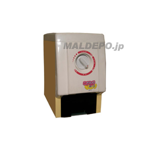 玄米用/小型家庭用一回通型精米機(7合) NA-07 宝田