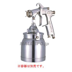 小形スプレーガン 吸上式(ノズル口径1.5mm) W-101-151S アネスト岩田