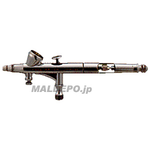 ハイラインシリーズ エアーブラシ 重力式(ノズル口径φ0.2mm) HP-BH アネスト岩田