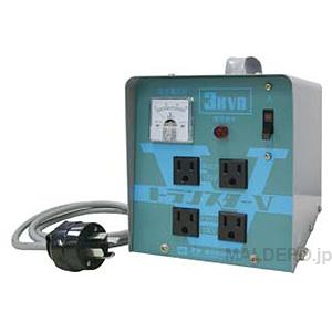 降圧専用 トランスターV STV-3000 SUZUKID(スター電器) 【個人宅配送別途お見積り】