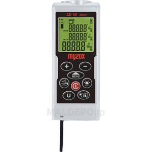 デジタルレーザー距離計 LD-40 三共コーポレーション