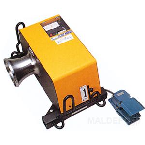 スタンダード型 ケーブル入線用ウインチ CW-2500 育良精機