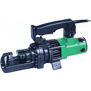 電動油圧式 鉄筋カッター IS-19SC 育良精機