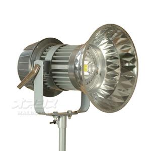 LEDメガライト(100W) 投光器・ダイヤモンドカット/昼光色 LEN-100PE/D-5ME 日動工業