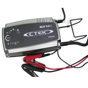CTEK バッテリーチャージャー&メンテナー MJS25AL