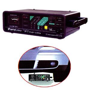 バッテリー管理装置 ディスプレイマン DM-10FL デンゲン