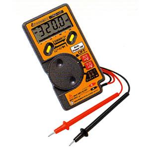 デンゲン DENGEN 電流 電圧 AL完売しました 抵抗 テスター TRD-100 チェッカー ポケットカードテスター テレビで話題 導通 デジタル