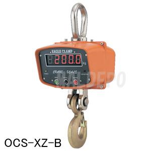 デジタル式クレーンスケール OCS-XZ-B-3 イーグルクランプ 能力3t
