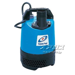 一般工事排水用 非自動形水中ハイスピンポンプ LB-480 単相100V 50Hz 0.48kW 口径50mm ツルミポンプ(鶴見製作所)