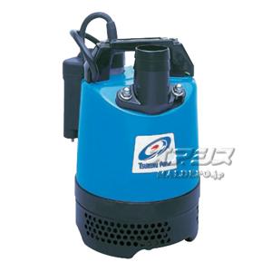 一般工事排水用 自動運転形水中ハイスピンポンプ LB-480A 単相100V 60Hz 0.48kW 口径50mm ツルミポンプ(鶴見製作所)