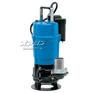 サンド用 自動運転形水中泥水ポンプ HSDE2.55S 単相100V 60Hz 0.55kW 口径50mm ツルミポンプ(鶴見製作所)