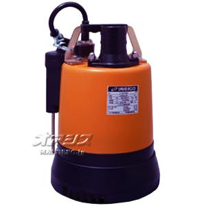 低水位排水用 自動運転形水中ハイスピンポンプ LSRE2.4S 単相100V 60Hz 0.48kW 口径50mm ツルミポンプ(鶴見製作所)