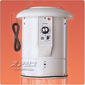 園芸用電気温風機 サーキュレートヒーター SF-2005A 総和工業 単相200V