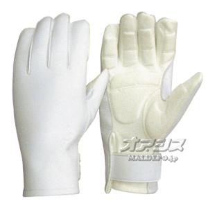 蜂防護手袋 防振付 MT881 LL MAC GREEN(マックグリーン/MAX/マックス)【受注生産品】