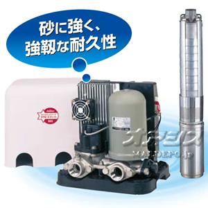 家庭用深井戸水中ポンプ UFH2-600T カワエースディーパー 川本ポンプ 三相200V