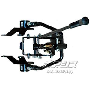 サラダFF300 2013年以降モデル/FFV300用 作業機接続ヒッチ(ニューM型ヒッチ) #11681 ホンダ(HONDA)