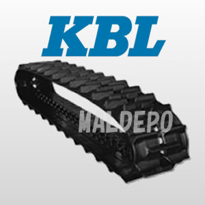 運搬車・作業車用ゴムクローラー 1641SK KBL 160x60x41【個人宅都度確認】