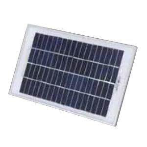 電機牧柵器 SEF-100-S/SEF-500/SEF-100-4W用 ソーラーパネル 5Wタイプ スイデン