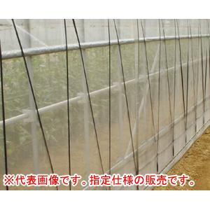 防虫ネット(防虫網) サンサンネット ソフライト SL4200 0.6x100m 日本ワイドクロス 目合0.4mm 遮光率82%【法人のみ】