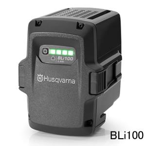 36V Li-ionバッテリー(リチウムイオン充電池) BLi100 ハスクバーナ 2.6Ah