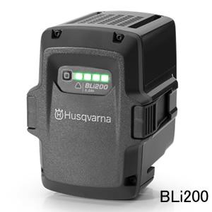 36V Li-ionバッテリー(リチウムイオン充電池) BLi200 ハスクバーナ 5.2Ah