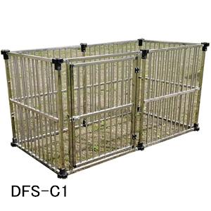 ステンレス製 マルチサークル DFS-C1 メタルテック【地域別運賃】