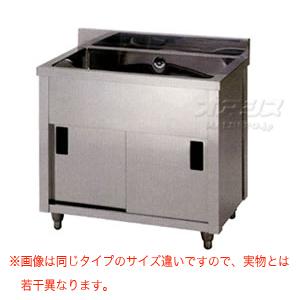 一槽キャビネットシンク AP1-600H 東製作所(azuma) 【個人宅都度見積り】