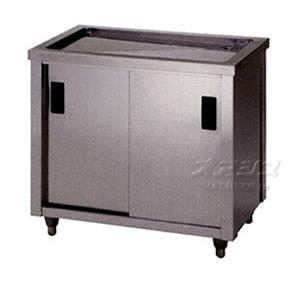 シンク 流し台 厨房機器 調理台 作業台 誕生日/お祝い 70%OFFアウトレット 水切台 azuma 水切キャビネット ACM-900H 東製作所 法人様向け