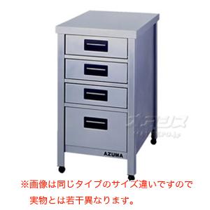 縦型引出し付作業台 HTVO-600 東製作所(azuma) 【法人様向け】