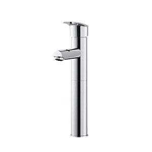シングルレバー混合水栓(ロングタイプ) 1ホール QAC003 アサヒ衛陶