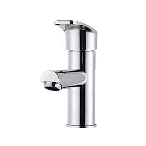 シングルレバー混合水栓(1ホール) QAC001 アサヒ衛陶