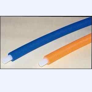 オユポリチューブ(ブルー) 13A×50m 被覆5mm HXL-13-550-BU-L イノアックコーポレーション 【個人宅配送不可】