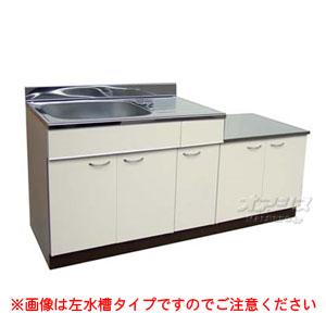 公団流し 間口1700 SK-1700 アエル 右水槽【受注生産品】
