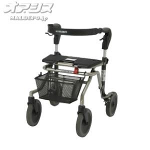 歩行車 ウォーキー2 スローダウンブレーキ付 Mサイズ 3080-505 ラックヘルスケア