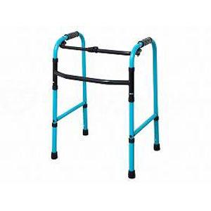 折りたたみ式歩行器 C2021-GR シーグリーン アクションジャパン