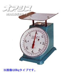 【日本製】 上皿自動はかりK-1型 12kg K-12 冨士計器製造